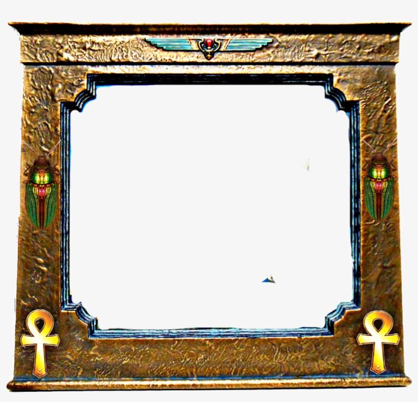 Egyptian Clipart Frame.