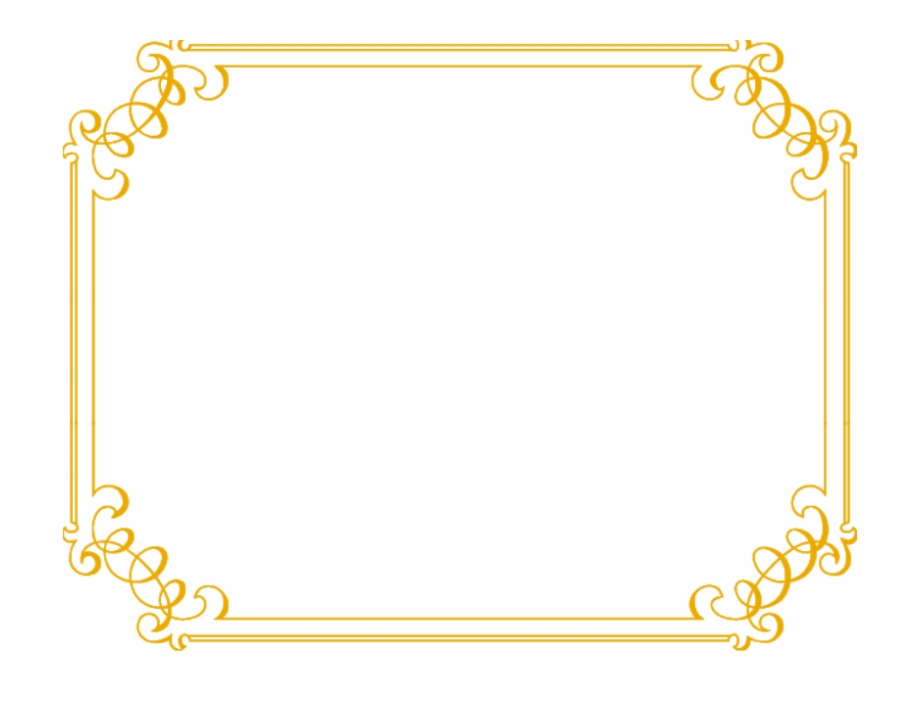 Free Transparent Fancy Borders, Download Free Clip Art, Free.