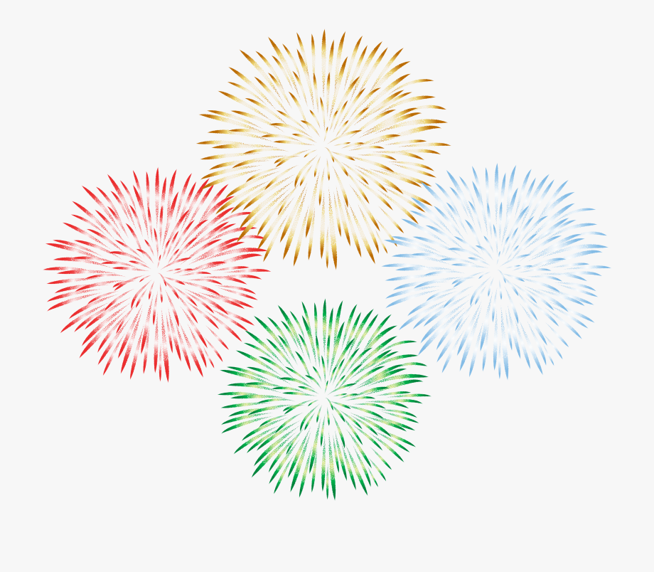 Fireworks Transparent Clip Art , Transparent Cartoon, Free.