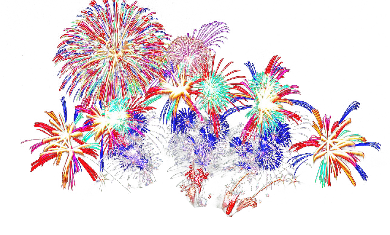 Fireworks PNG Images Transparent Free Download.