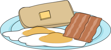 Breakfast Clipart Transparent Background.