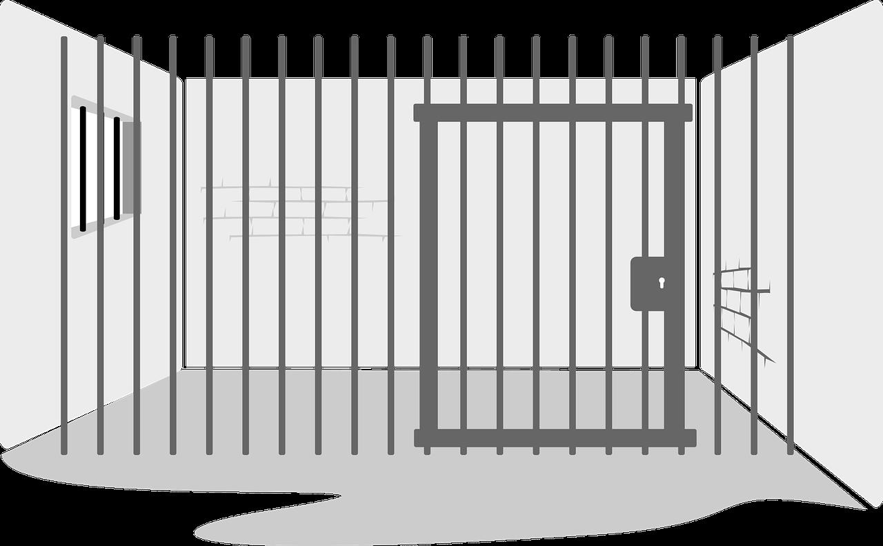 Alcatraz Federal Penitentiary Prison cell Open prison.