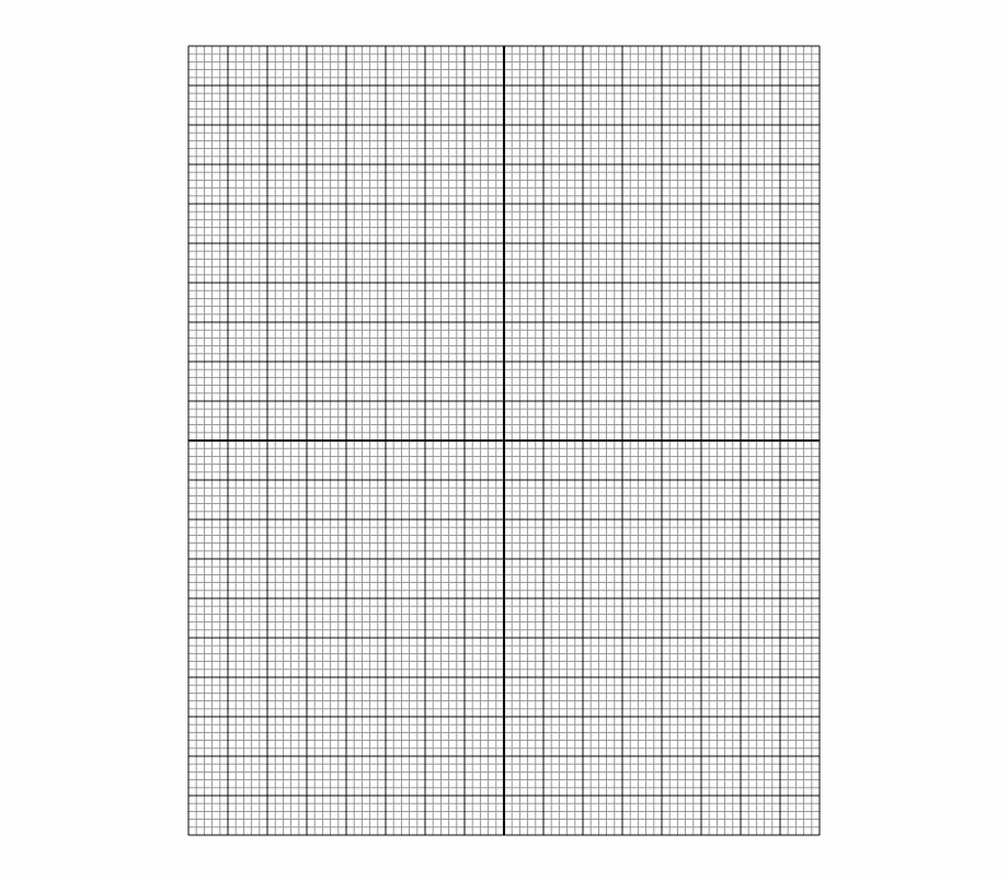transparent graph paper.