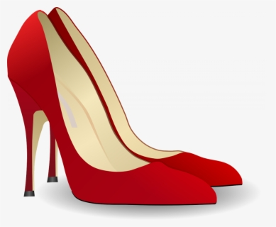 Free High Heel Shoes Clip Art with No Background , Page 2.