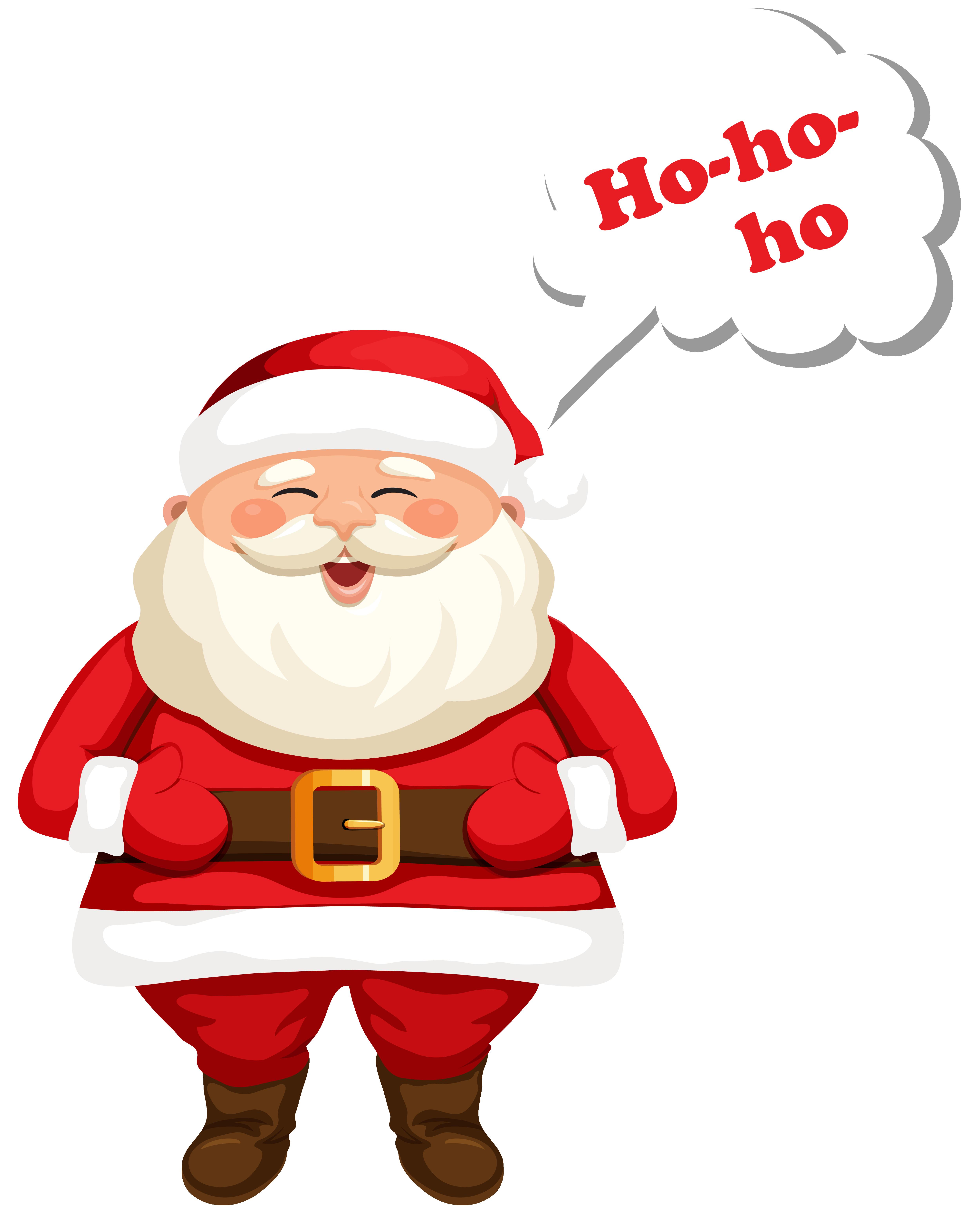 Santa Claus Ho.