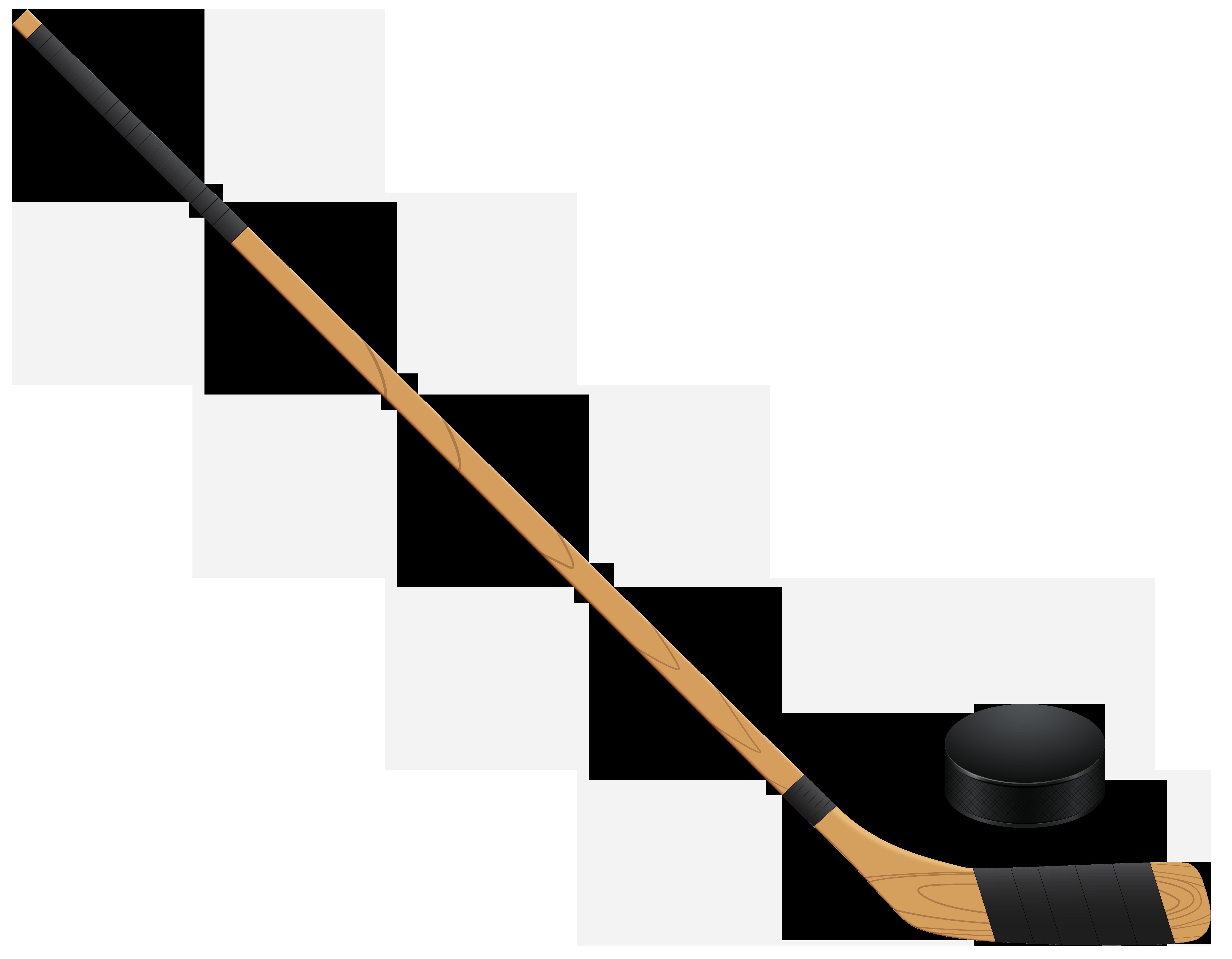 5694 Hockey free clipart.
