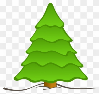 Free PNG Christmas Tree No Background Clip Art Download.