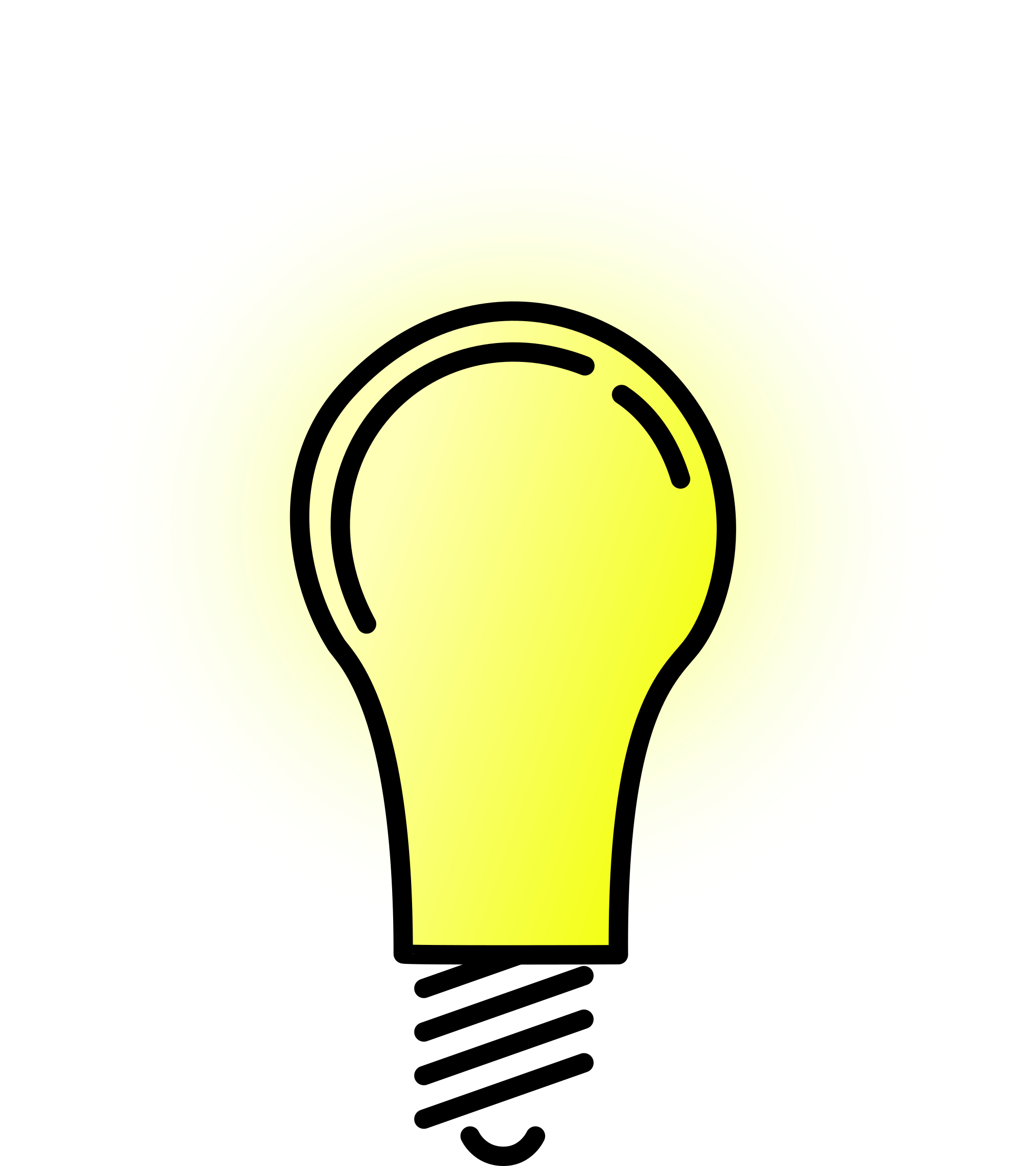 Light clipart bright idea, Light bright idea Transparent.