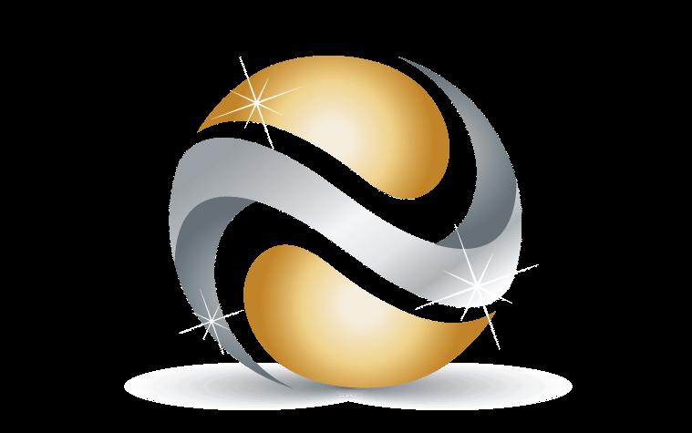 3D Logo PNG.