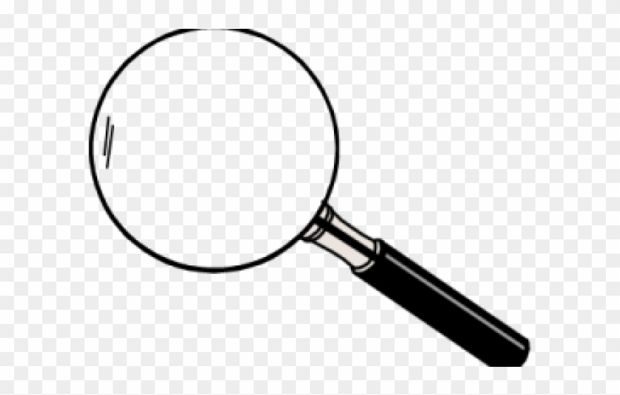 Magnifying Clipart Transparent Background.