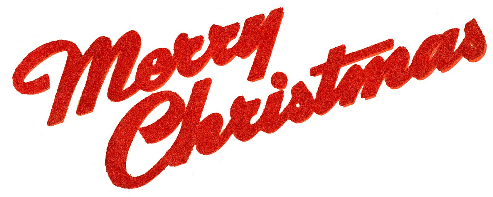 Transparent Merry Christmas From Church Clipart.