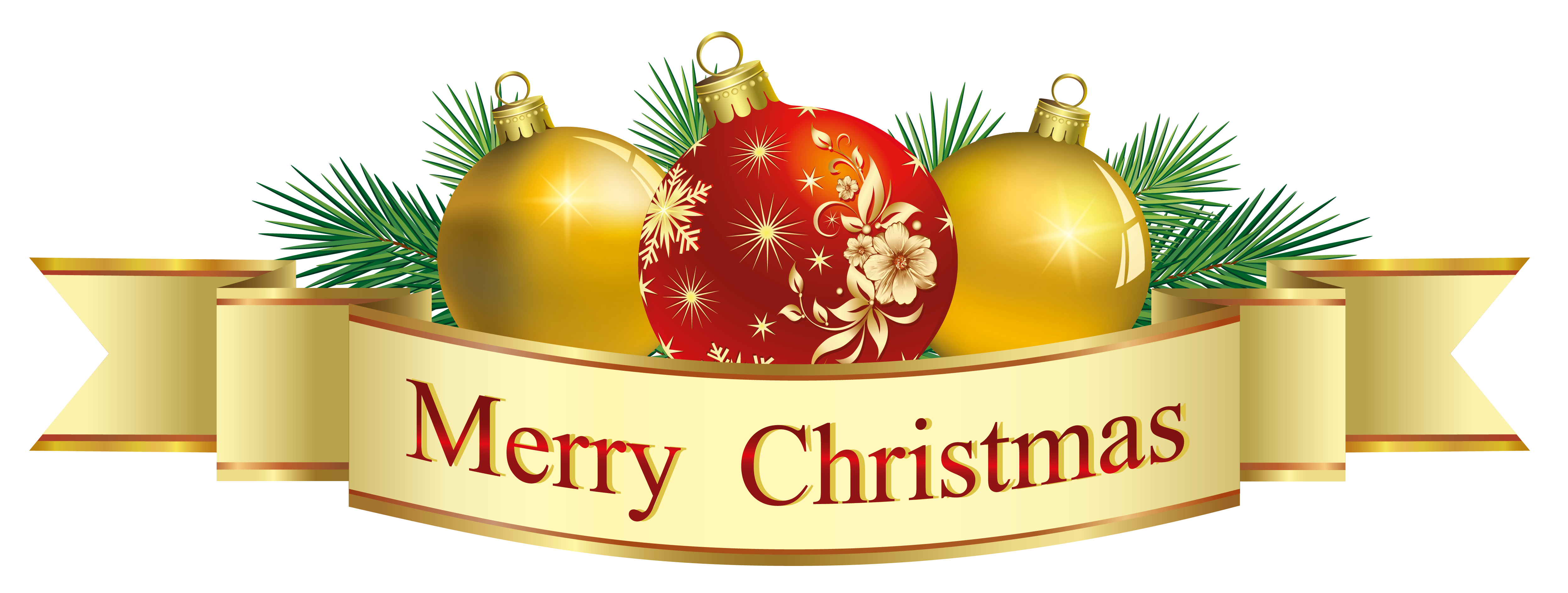 Merry Christmas Clip Art Images.