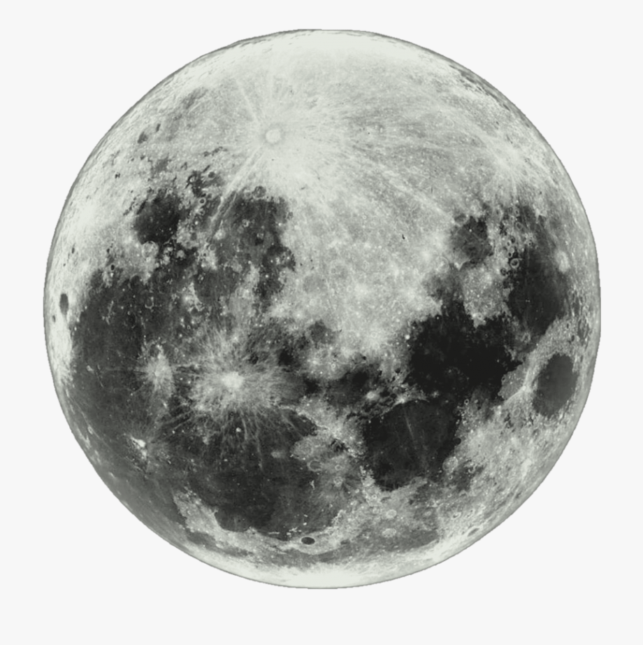 Free Moon Clipart.