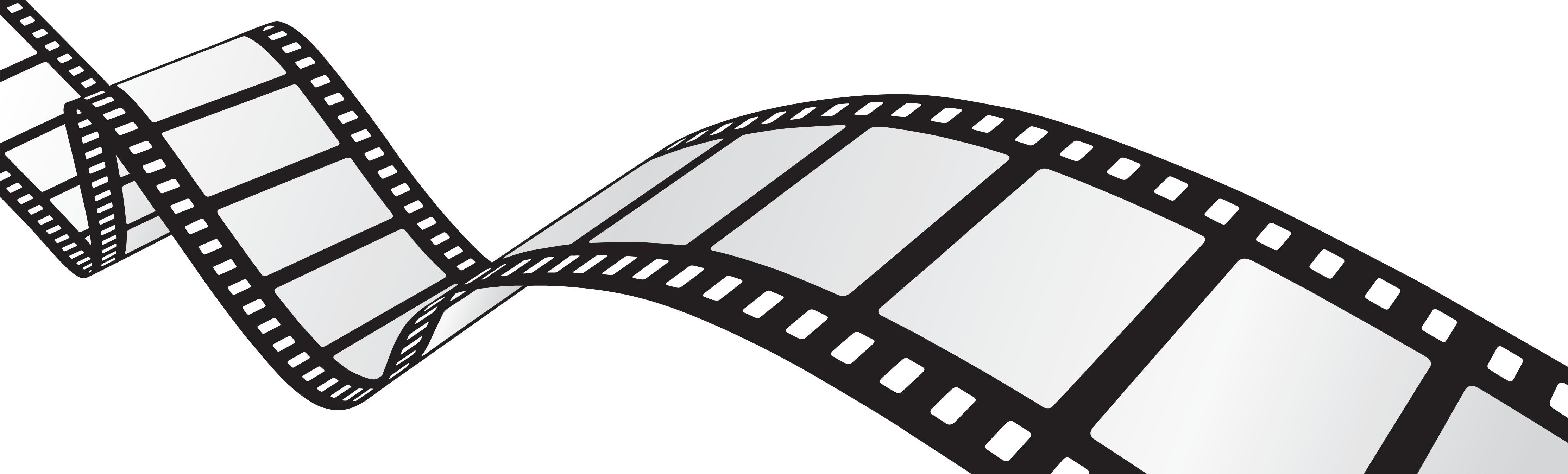 Film Reel Clipart Transparent.