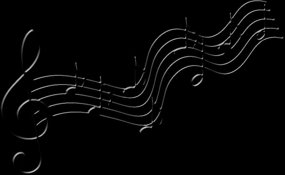 Transparent Music Clipart.