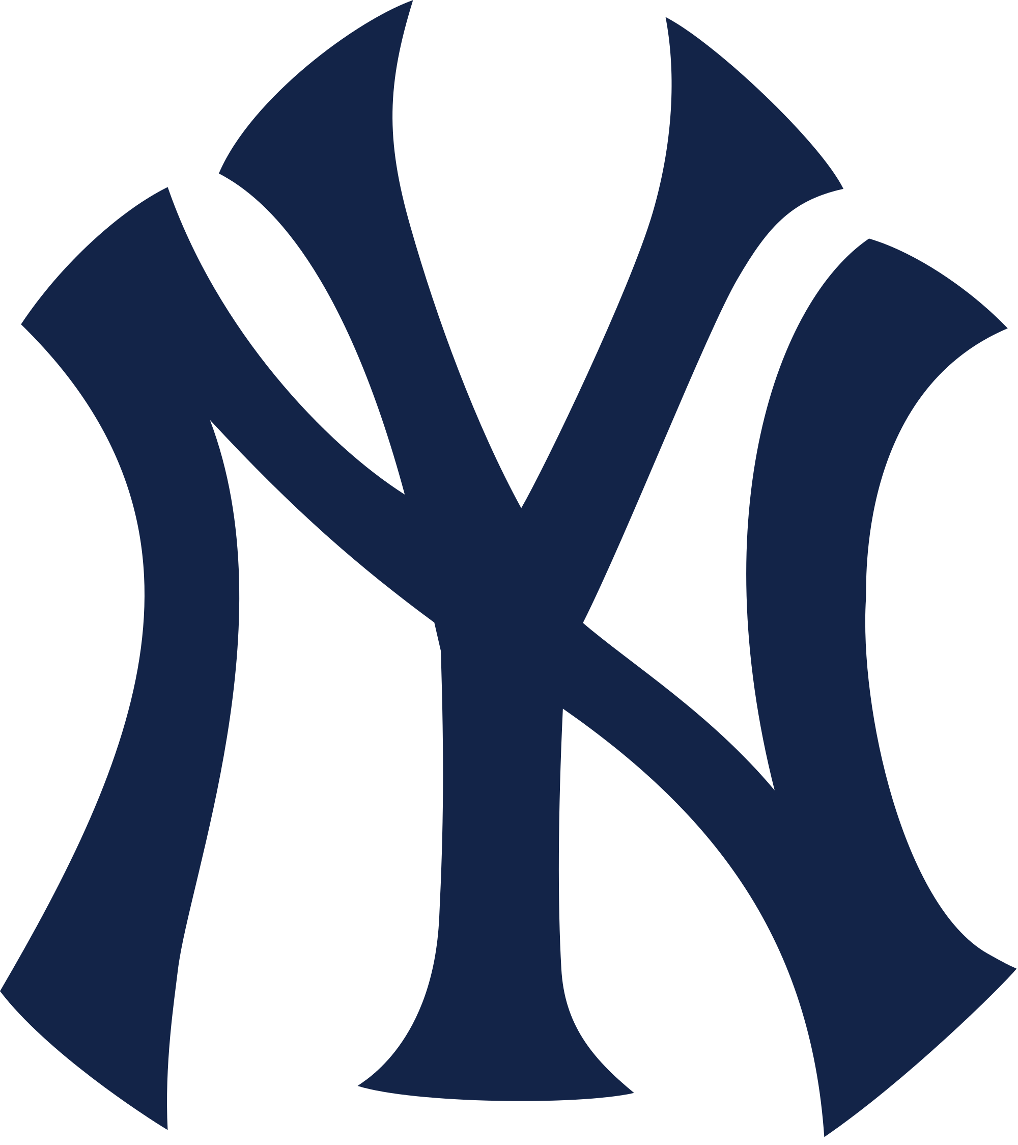 New York Yankees Logo NY transparent PNG.