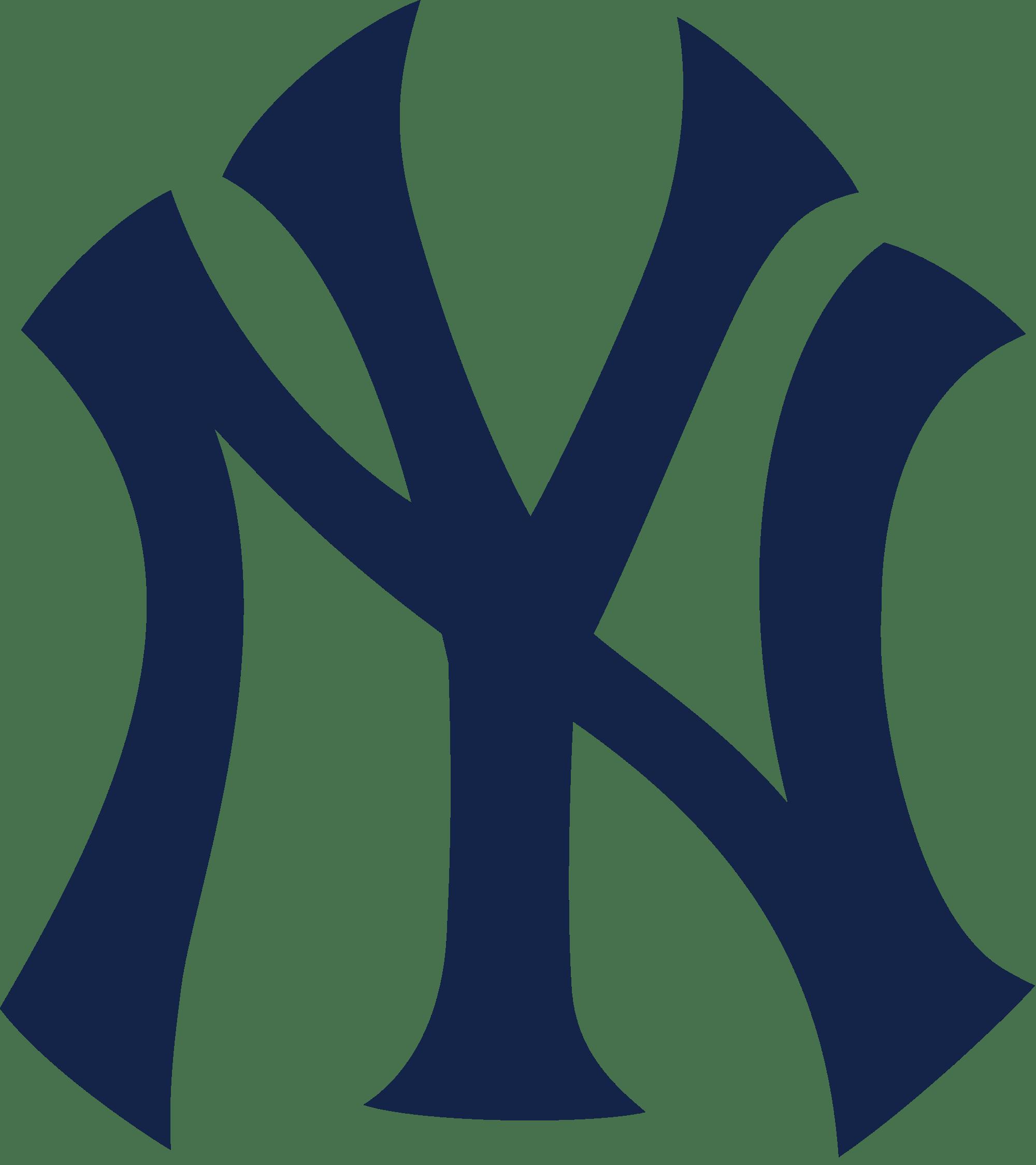 New York Yankees Logo NY transparent PNG.
