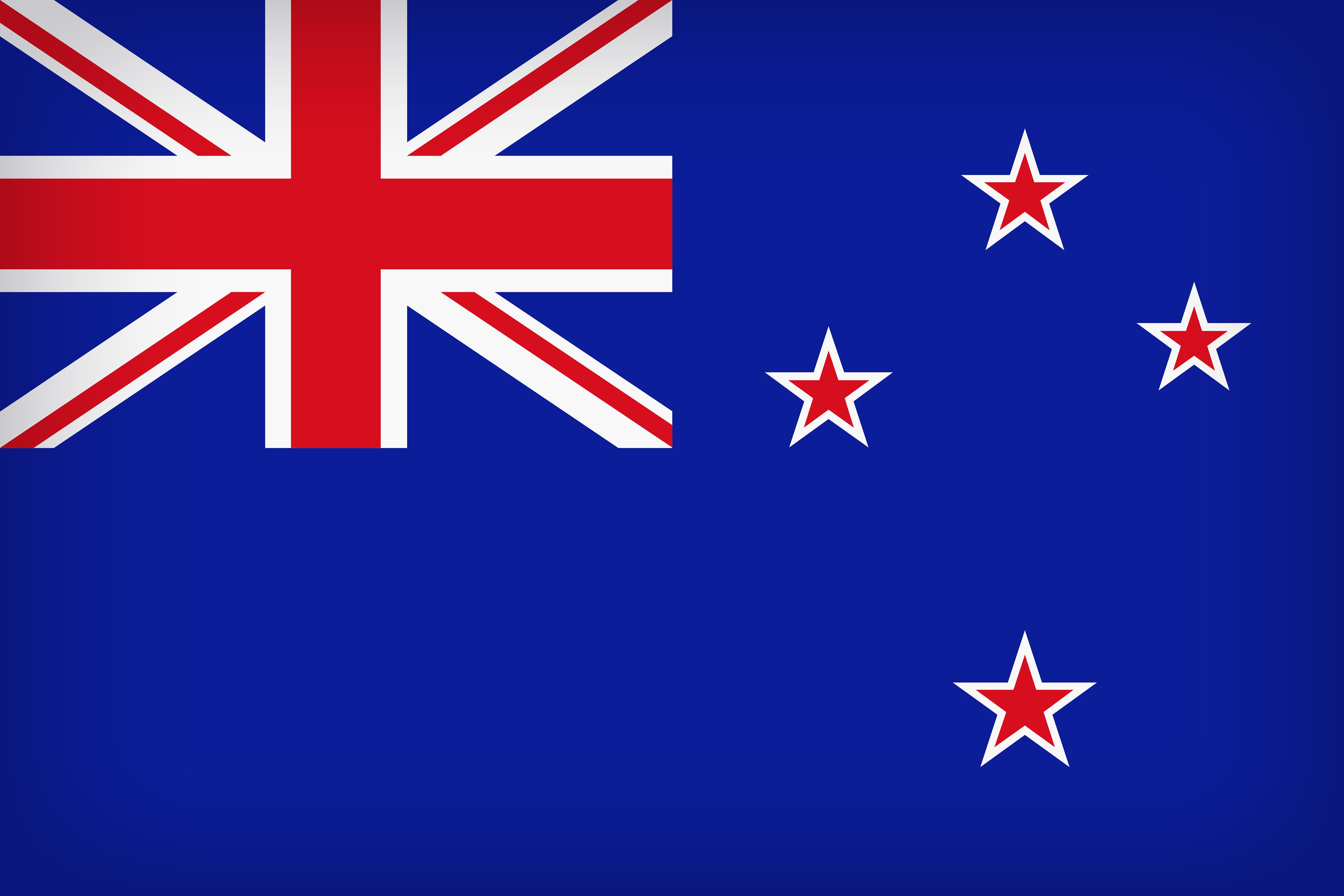 New Zealand Large Flag.