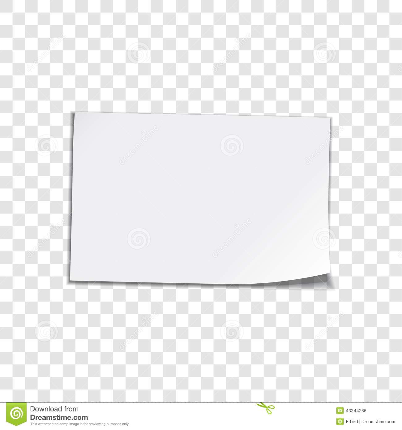 Paper Clipart Transparent Background.
