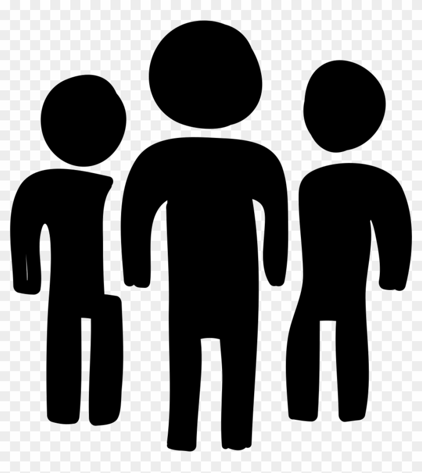 People Hand Drawn Persons Group Svg Png Icon Free Download.