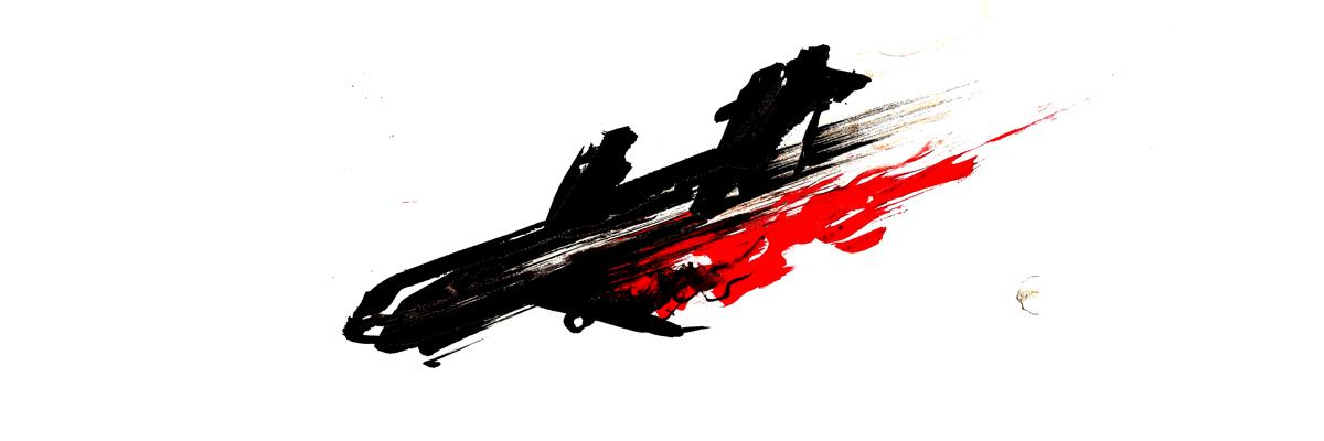 Clipart Plane Crash.