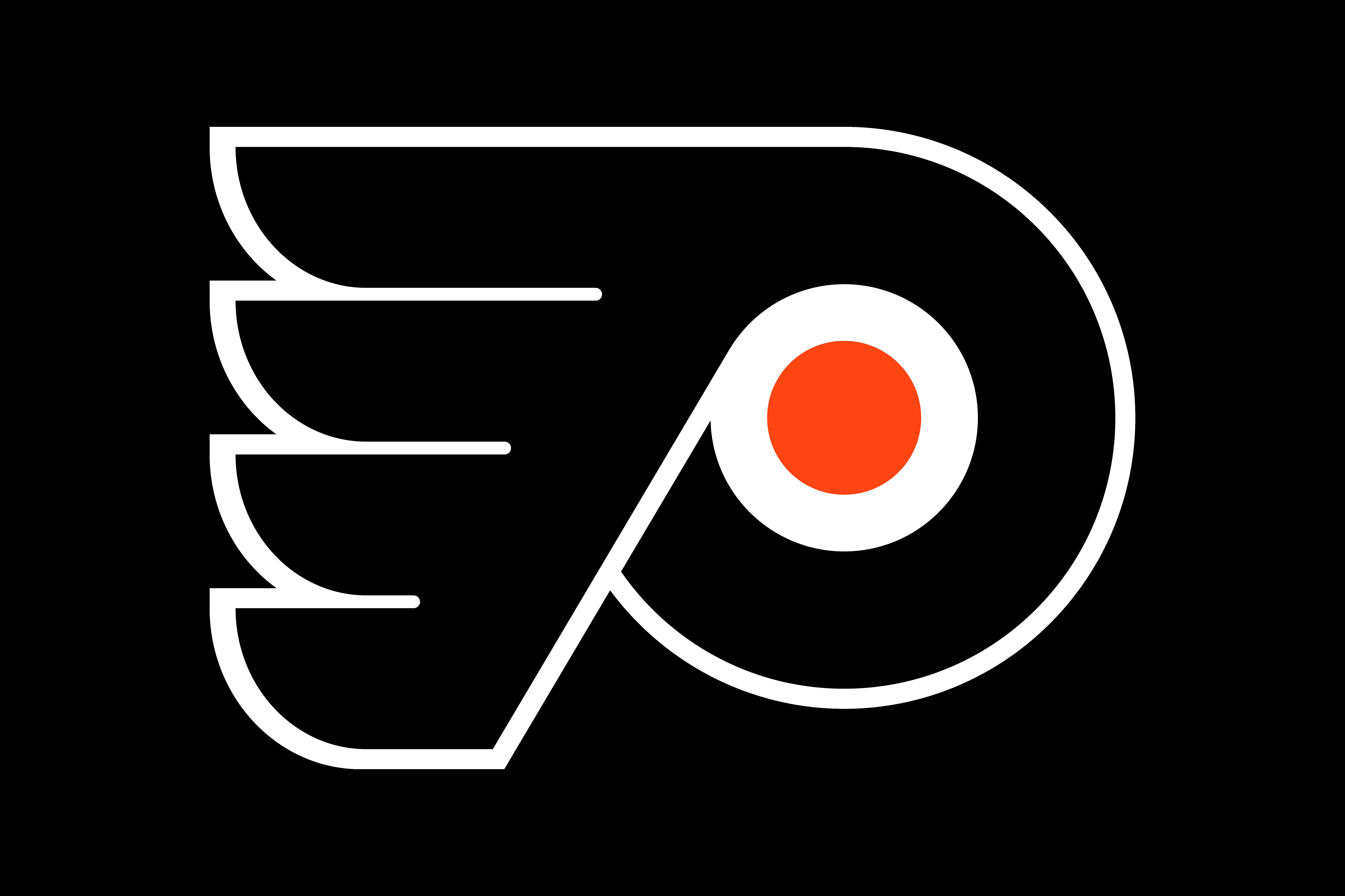 Showing post & media for Flyers logo transparent.