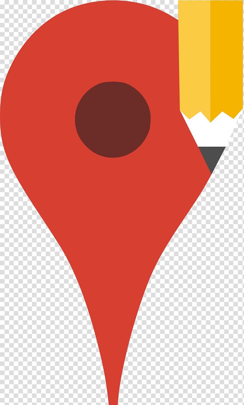 Google Map Maker Google Maps Google logo, map marker.