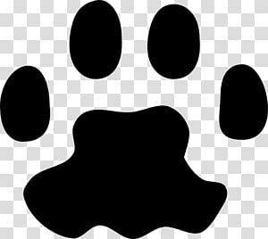 Cat Dog Paw , finger print transparent background PNG.
