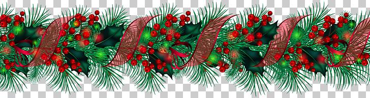 Christmas Garland Wreath , Christmas Pine Deco Garland.