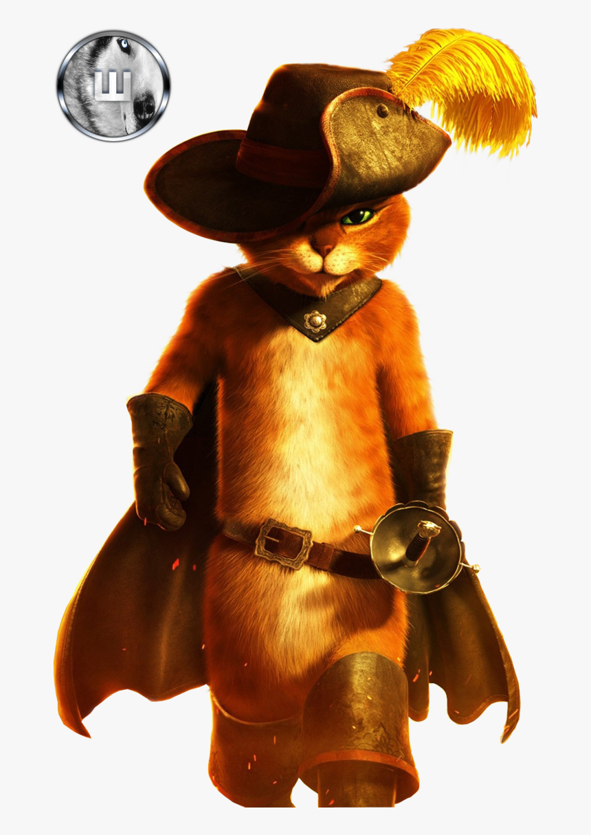 Puss In Boots Png Hd.