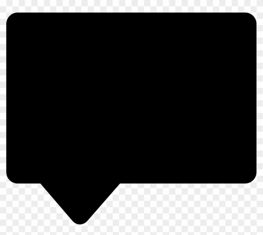 Black Rectangular Shape Svg Png Icon Free Ⓒ.