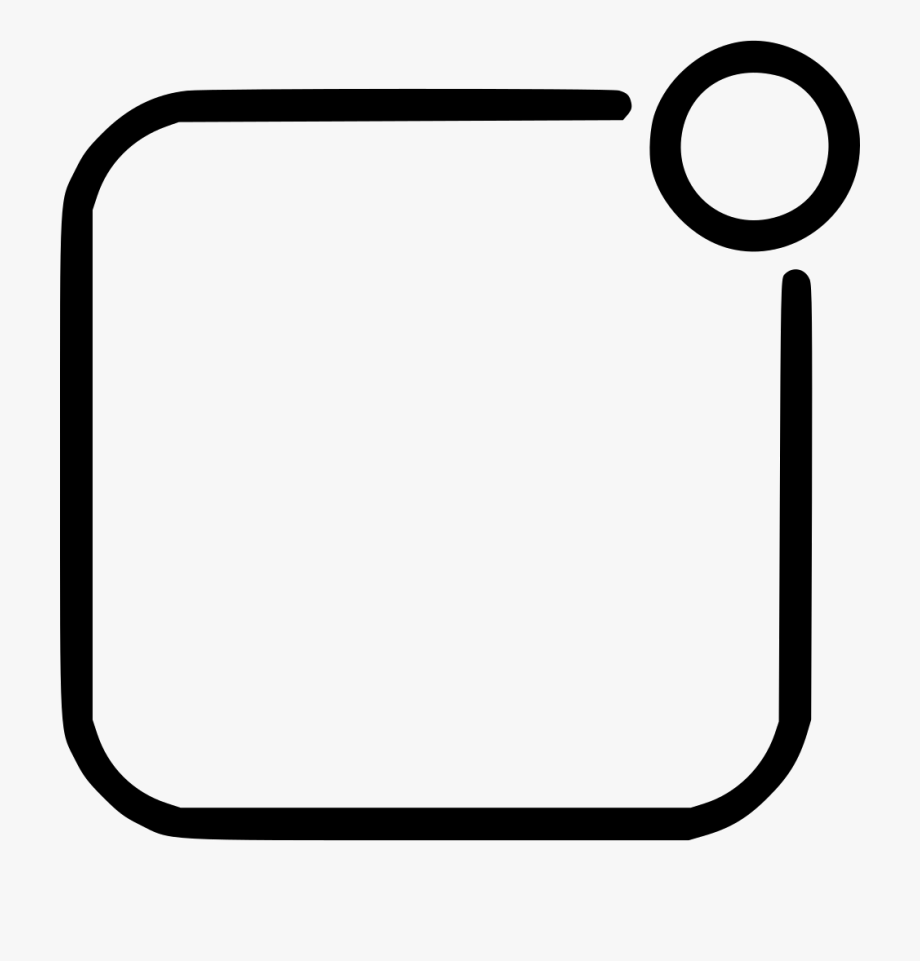 Rectangle Shape Circle Box Svg Png Icon Free Download.