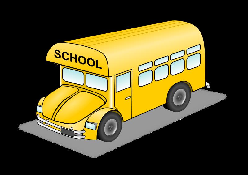 School Bus Registration Clipart.