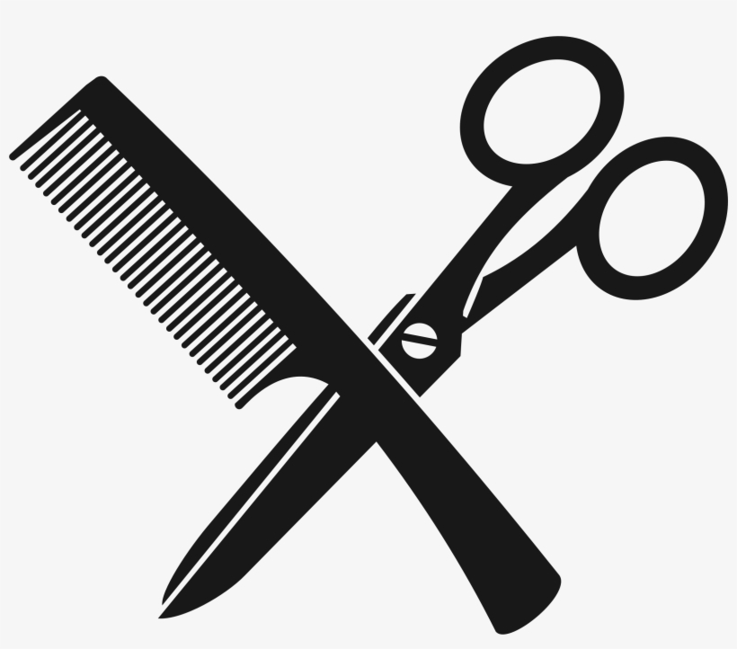 Scissors And Comb Png Picture Freeuse.