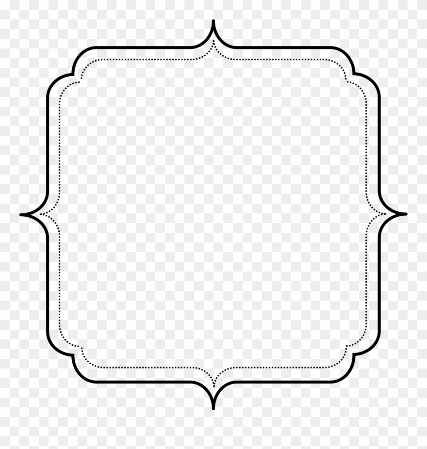 Scroll Frame Png.