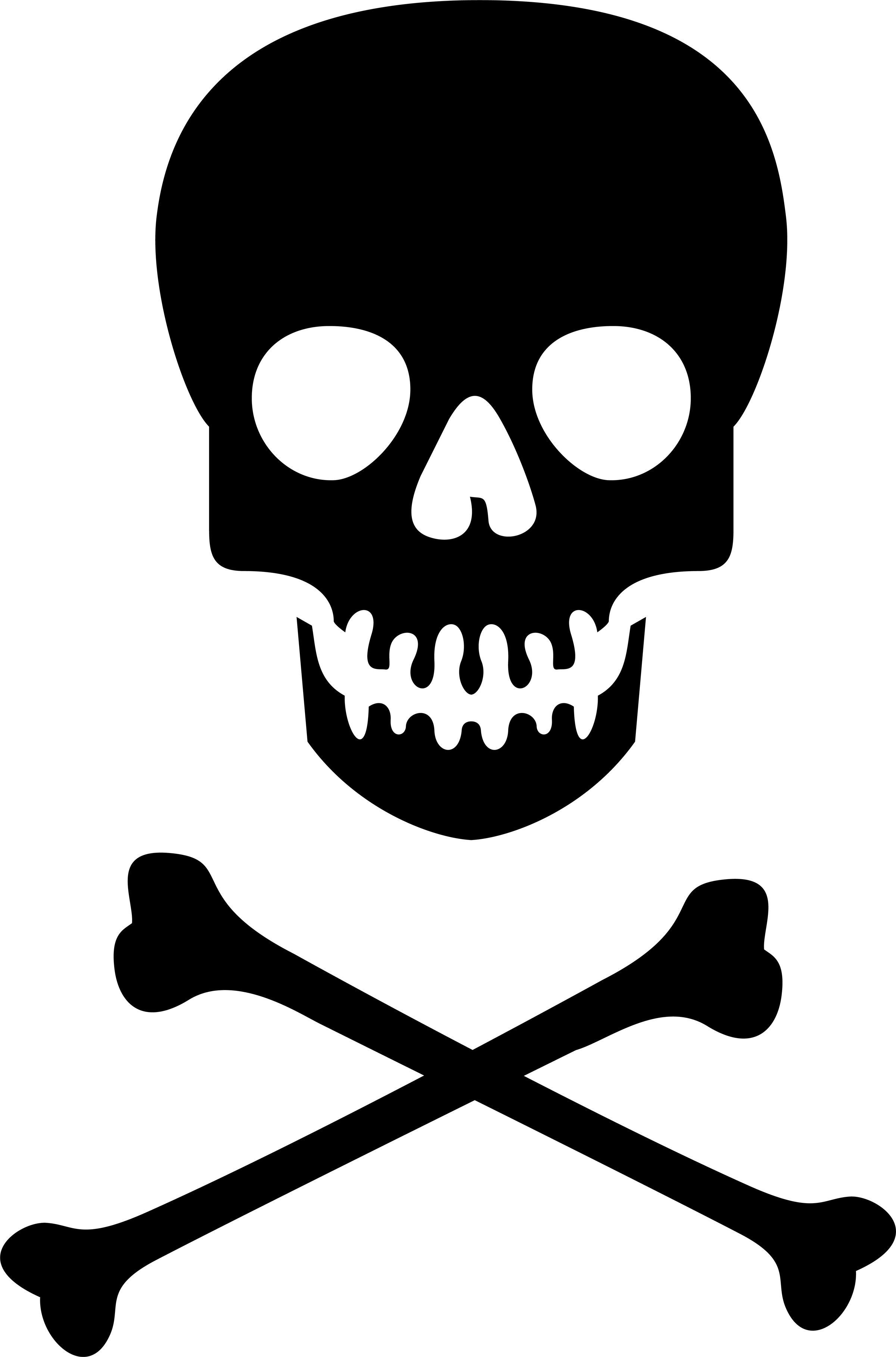 Hazard symbol Skull and crossbones Poison Clip art.