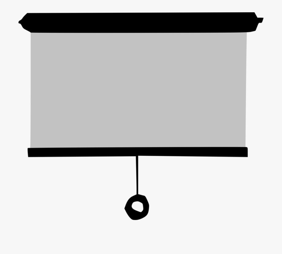 Clip Art Projection Screens Overhead Projectors.