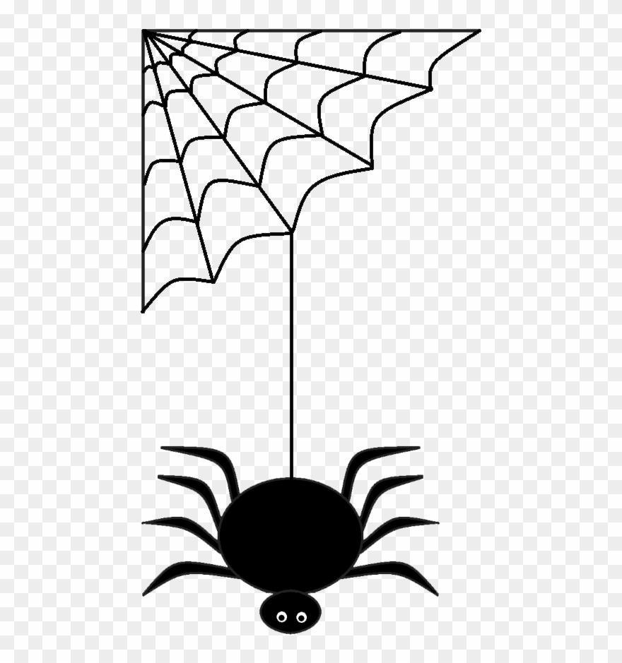 Spider Web Corner Png.