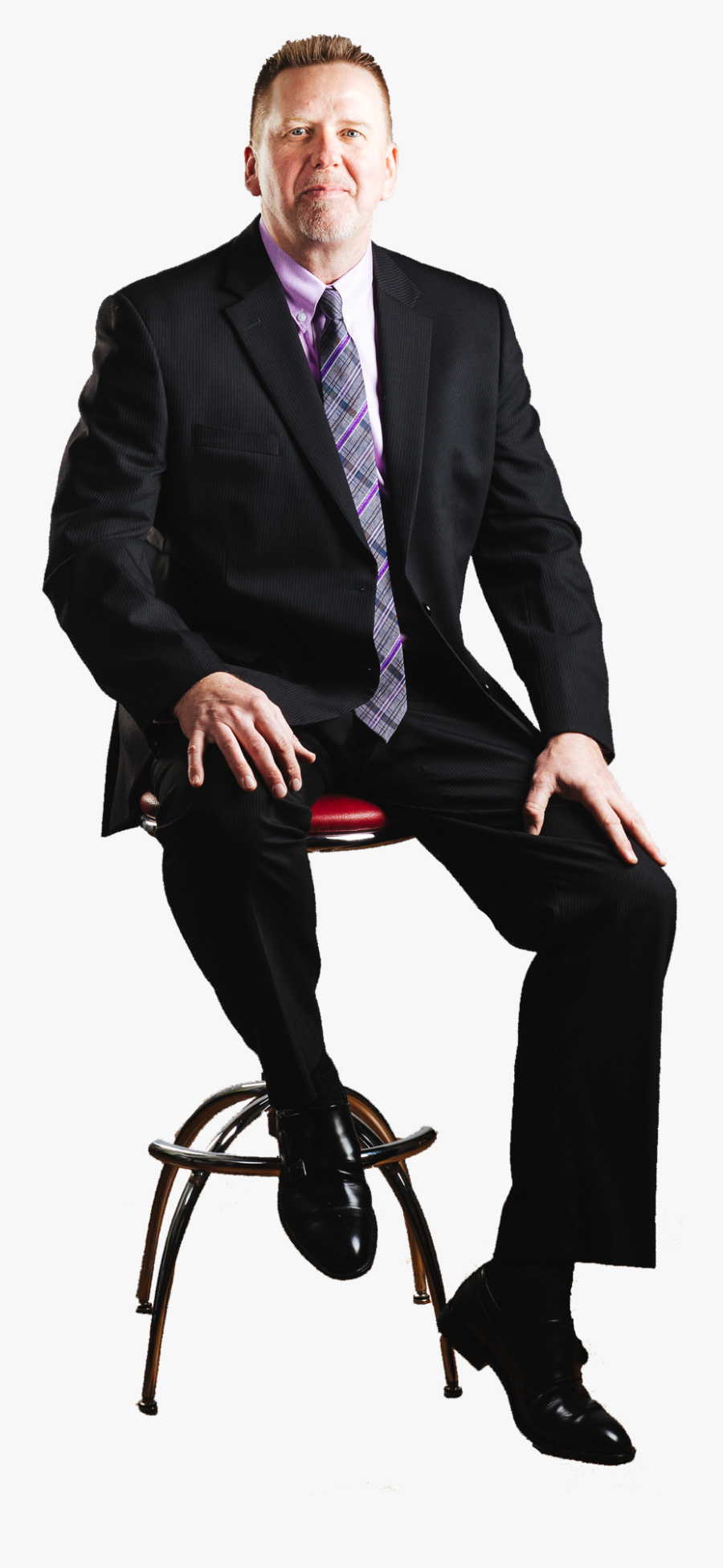 Person Sitting In Chair Png.