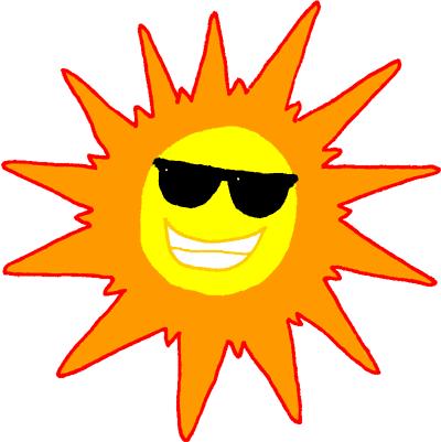 Sunshine Sun Clipart Transparent Background Free Clipart 2.