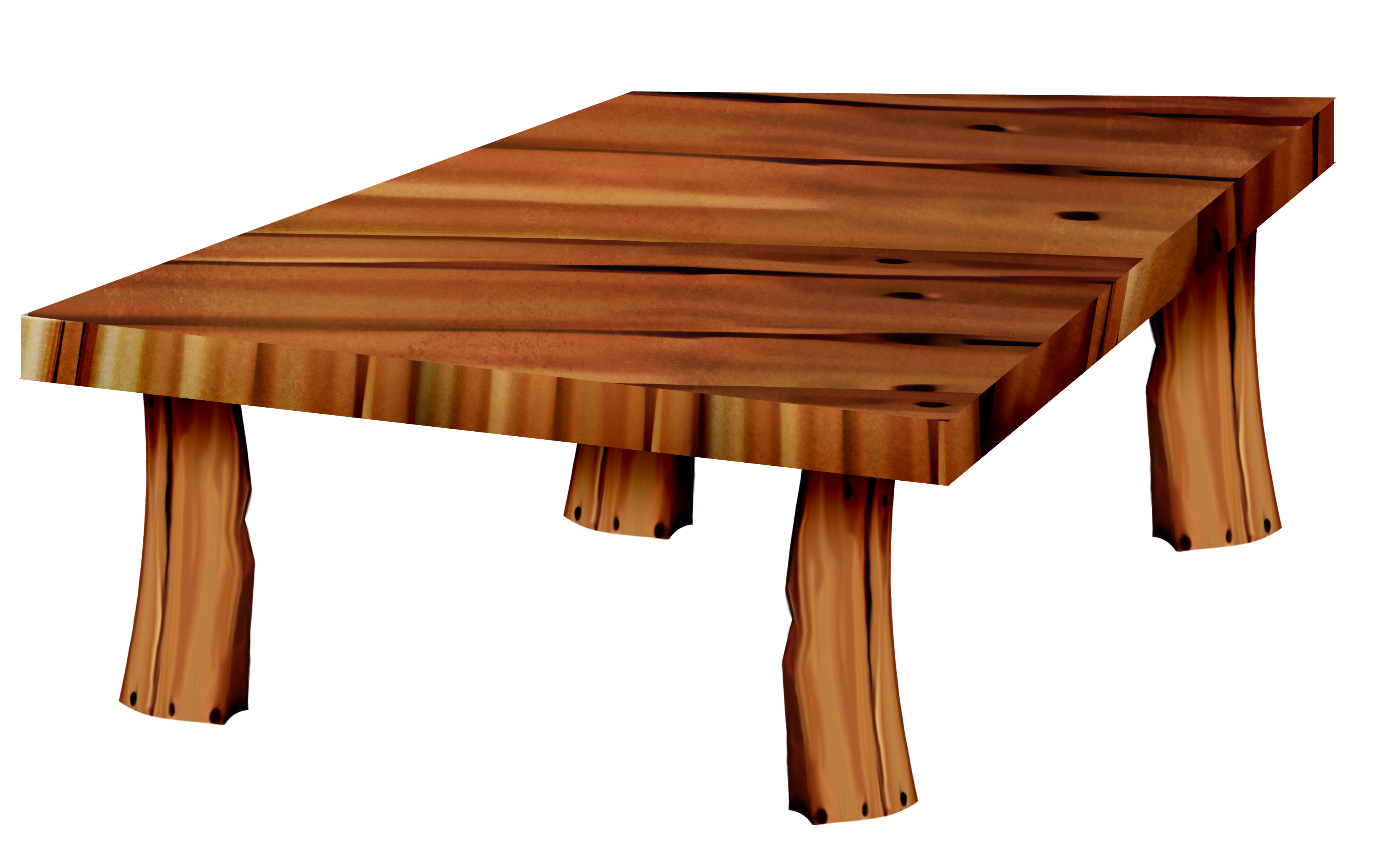 Coffee table Wood Clip art.
