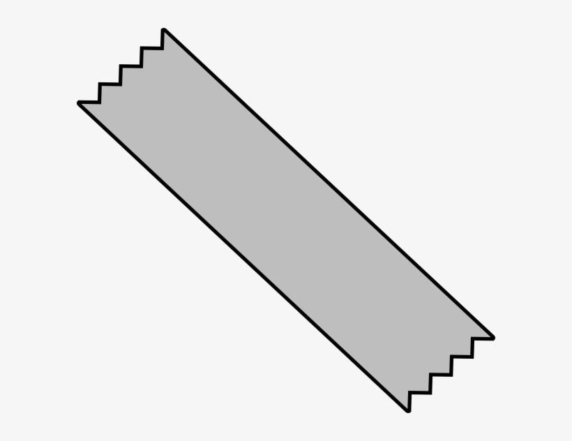 Transparent Tape Clip Art.
