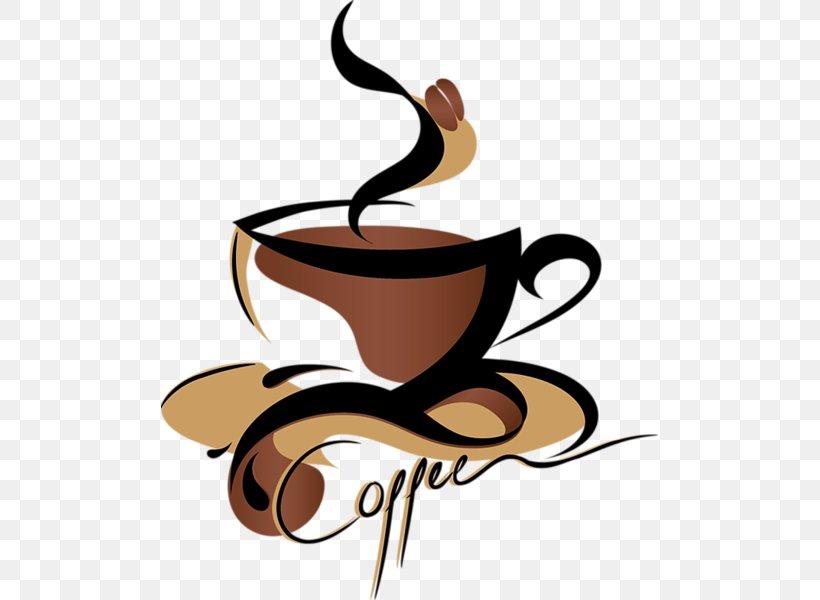 Coffee Tea Espresso Cafe Clip Art, PNG, 497x600px, Coffee.
