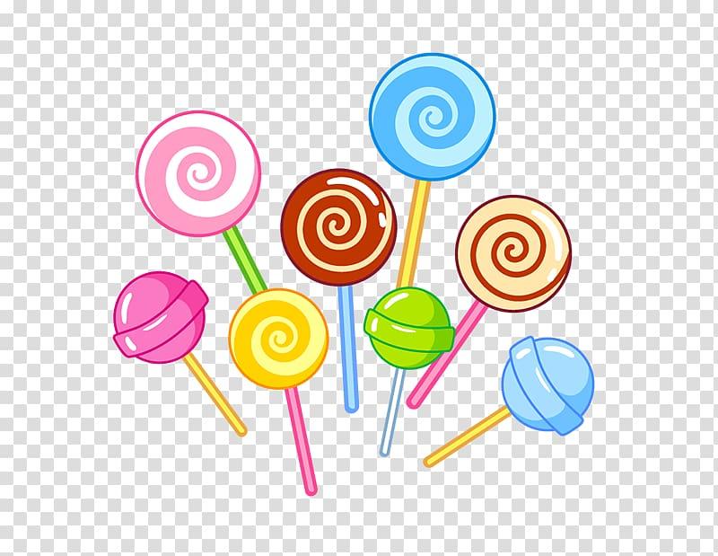 Lollipop Candy , Lollipop transparent background PNG clipart.