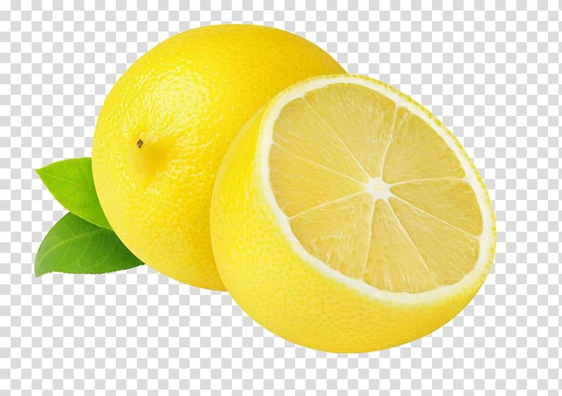 Sliced of lemon fruit, Lemonade Juice Fruit cup Lime, lemon.