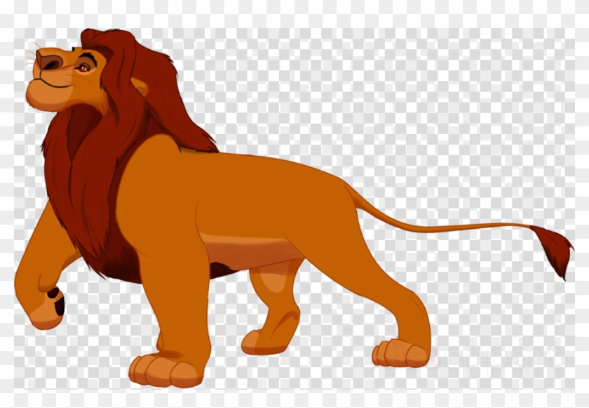 Download Lion King Png Clipart Mufasa Lion Simba Lion.