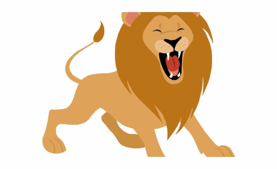 Lion Roar Cliparts.