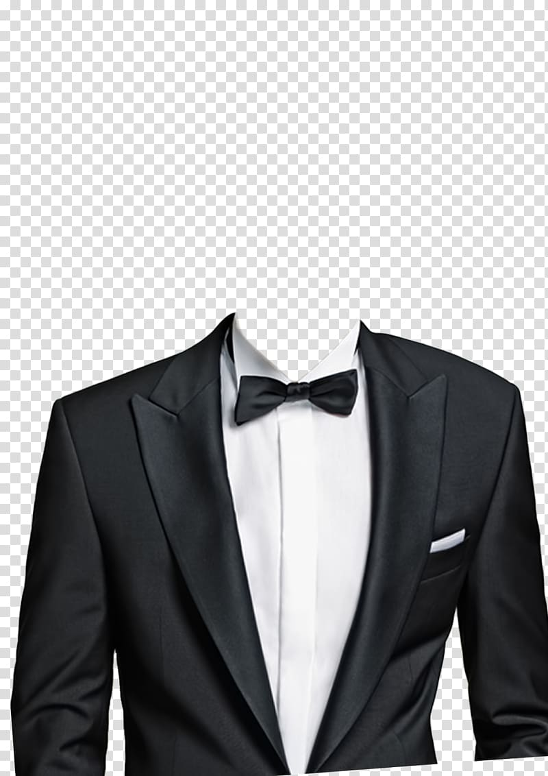 Tuxedo, terno transparent background PNG clipart.