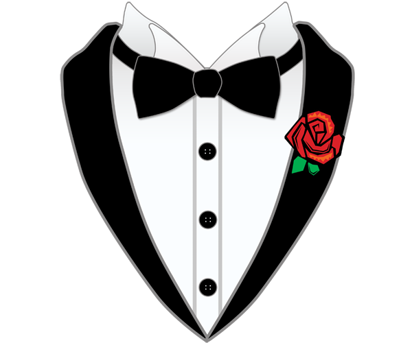 Suit jacket clipart with transparent background.