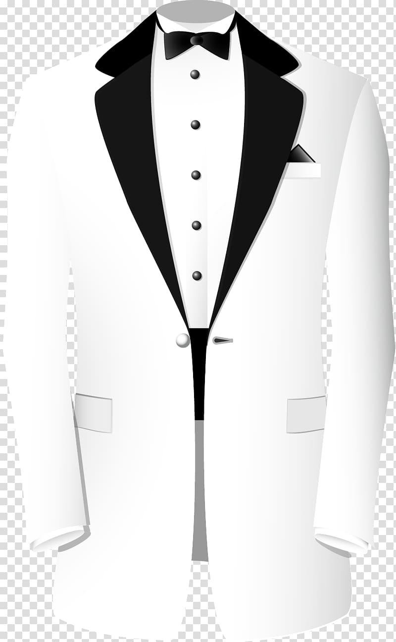 Tuxedo Euclidean Suit, suit transparent background PNG.